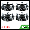 """4pcs 5 Lug 1'' Wheel Spacer 5x4.5"""" Hub Centric Wheel Spacers Adapters for Jeep"""