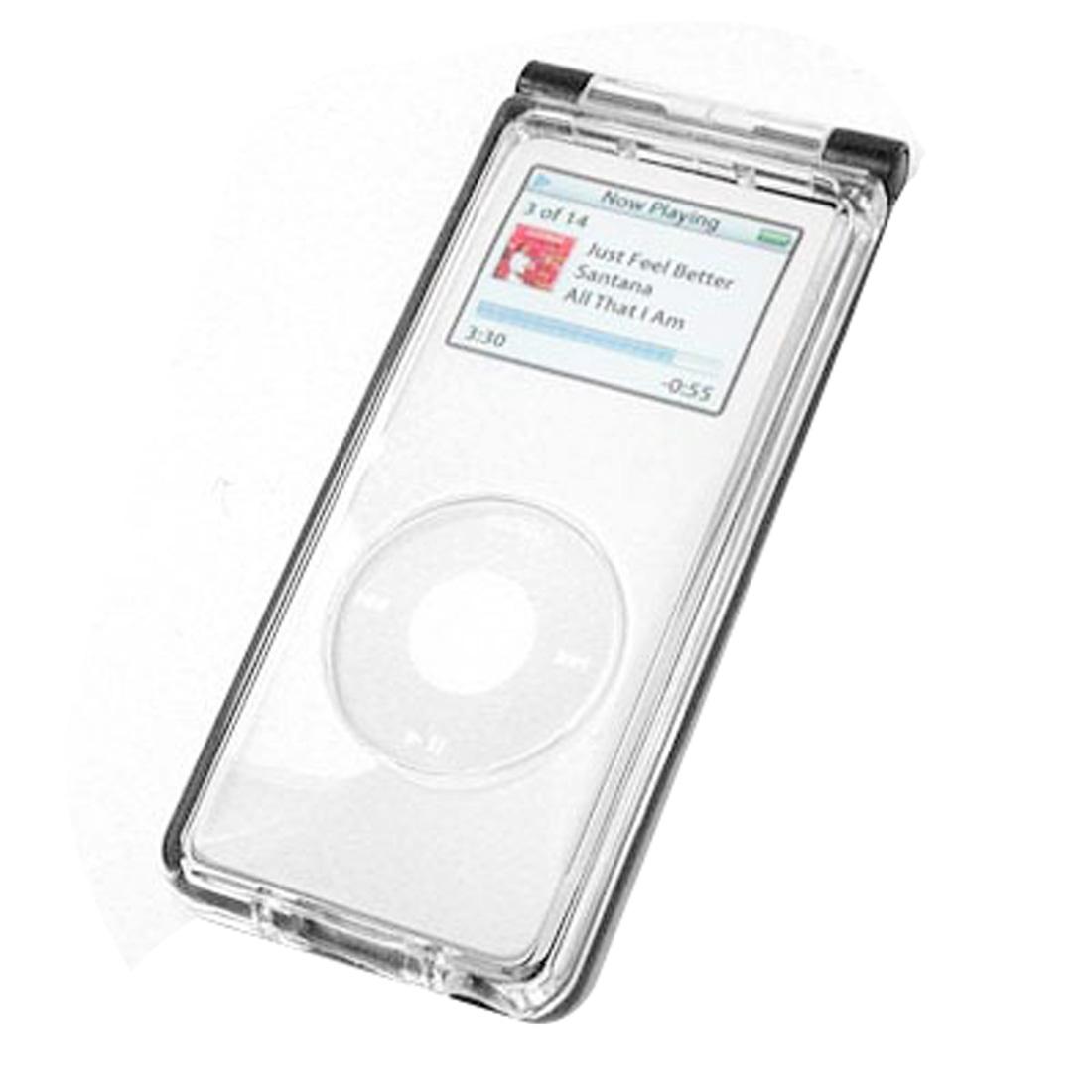 Plastic case - Black for Apple iPod nano 1G