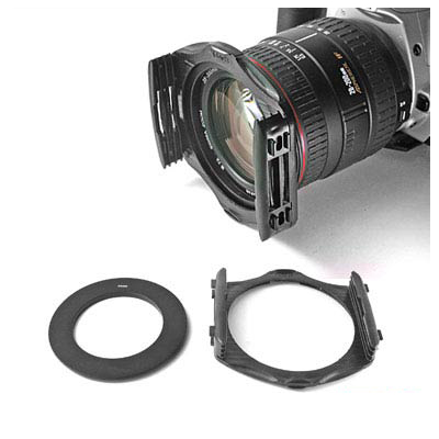 Camera Filter Holder & Adapter Ring - 67mm Diameter
