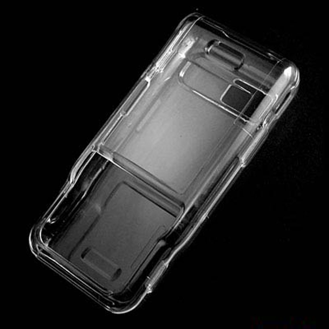 Clear Plastic Case for Nokia 3230