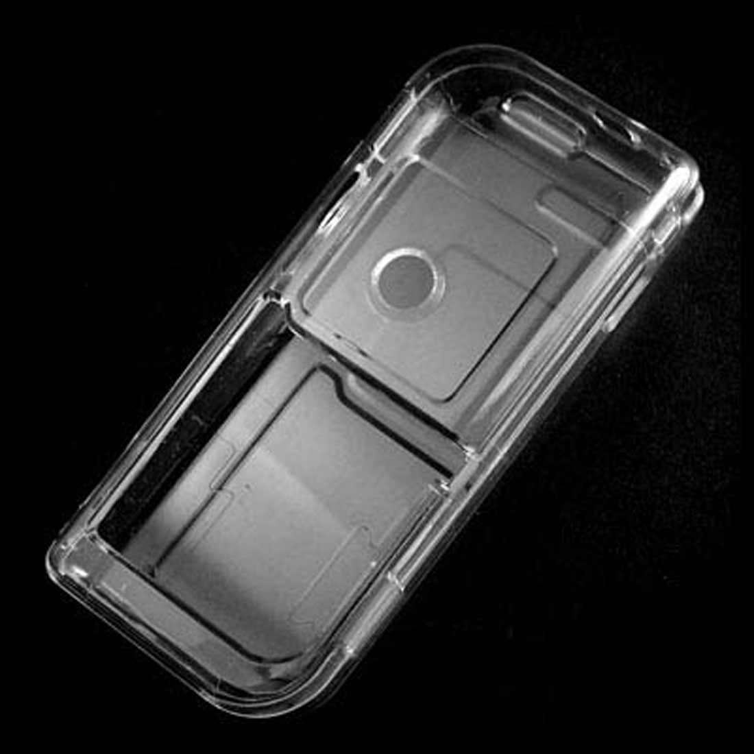 Clear Plastic Case for Nokia 7260